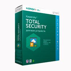 Kaspersky Total Security для всех устройств купить в Жулебино